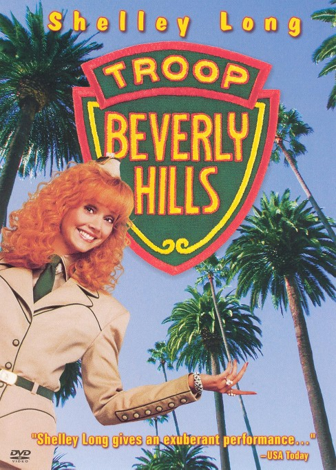 Troop Beverly Hills (dvd_video) - image 1 of 1