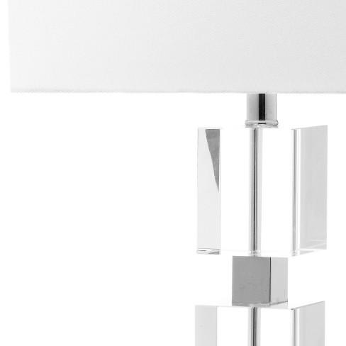 4a32b3fe0db Owen Crystal Cube Table Lamp - Safavieh®   Target
