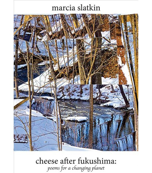 Cheese After Fukushima : Poems for a Changing Planet 2009-2015 -  by Marcia Slatkin (Paperback) - image 1 of 1