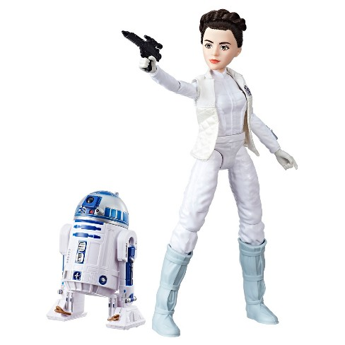 Star Wars Forces of Destiny Princess Leia Organa and R2-D2 Adventure Set - image 1 of 10