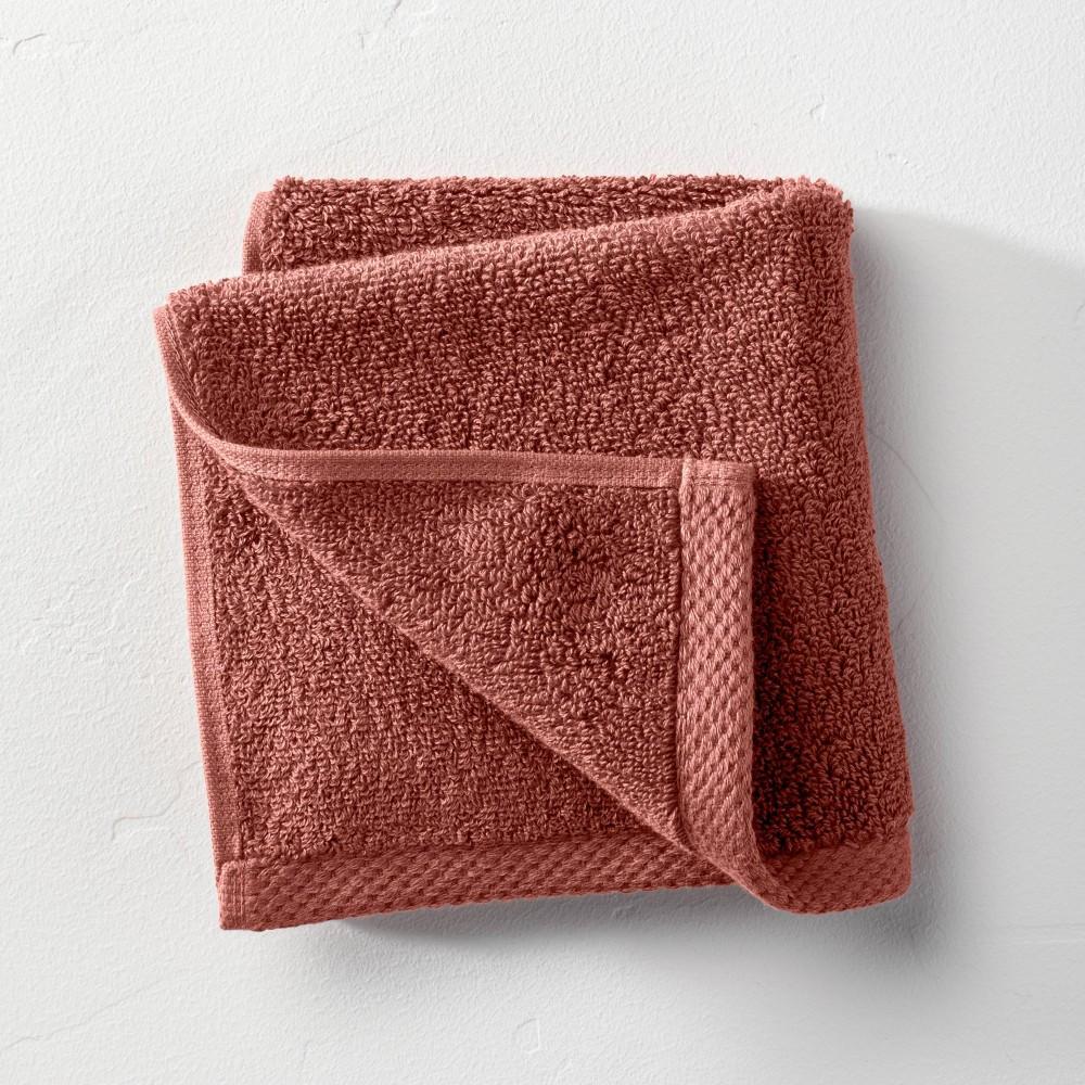 Organic Washcloth Clay Casaluna 8482