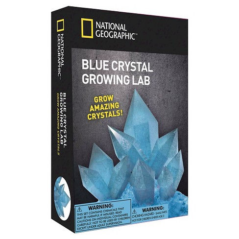 National Geographic™ Crystal Growing Lab - Blue - image 1 of 1