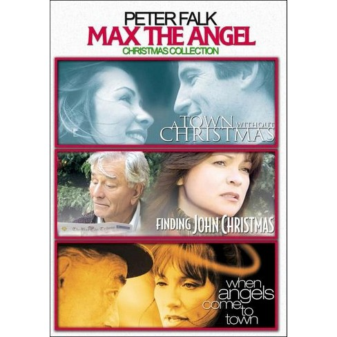 Finding John Christmas.Max The Angel Dvd