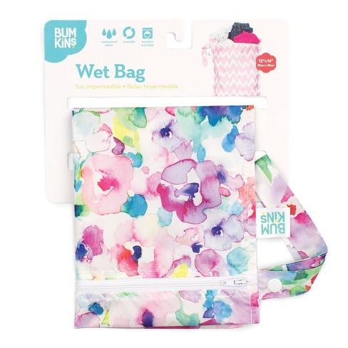 Bumkins Wet Bag Watercolor - image 1 of 4