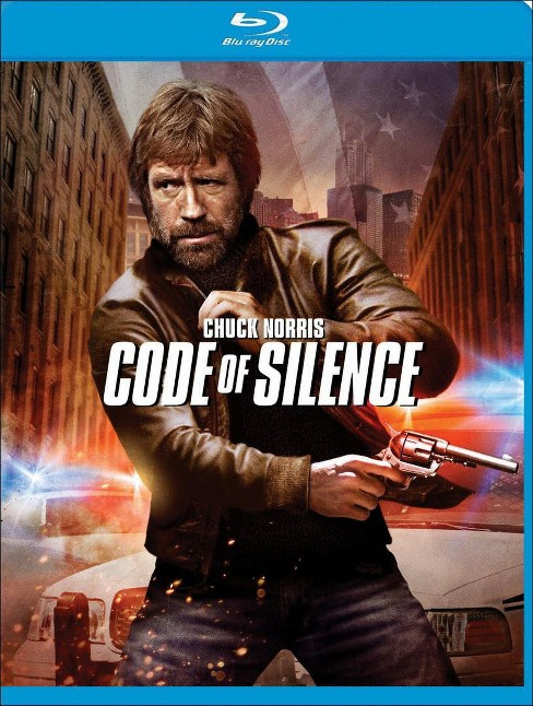 Code of silence (Blu-ray) - image 1 of 1