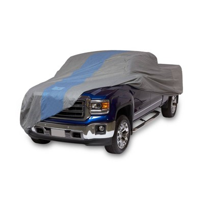 """Duck Covers 20""""x1"""" Defender Pickup Truck Automotive Exterior Cover Light Gray"""