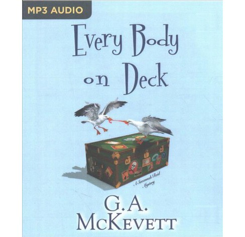 Every Body on Deck (MP3-CD) (G. A. McKevett) - image 1 of 1