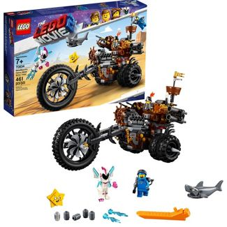 LEGO Movie MetalBeard's Heavy Metal Motor Trike! 70834