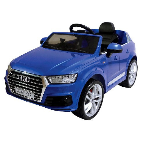Kid Motorz Audi Q7 6V - Blue - image 1 of 1