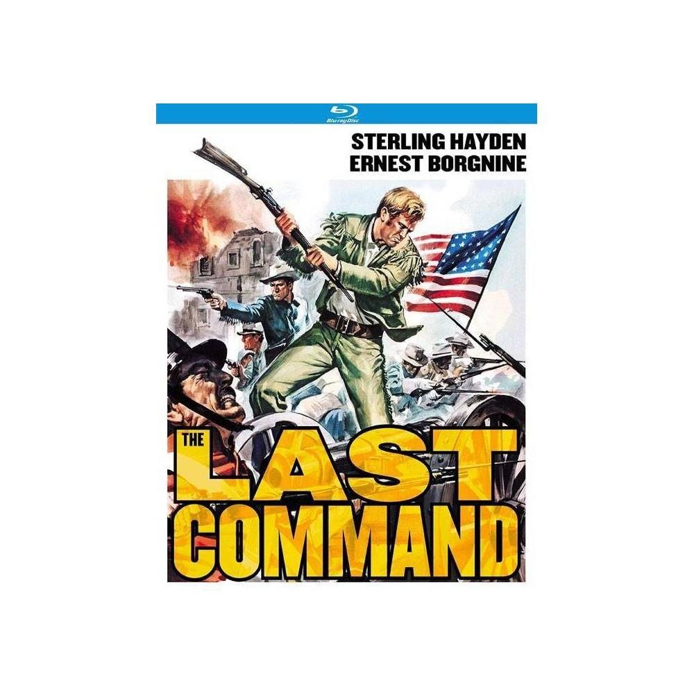 Last Command Blu Ray