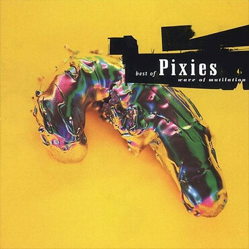 Pixies - Wave of mutilation:Best of pixies [Explicit Lyrics] (CD) - image 1 of 1