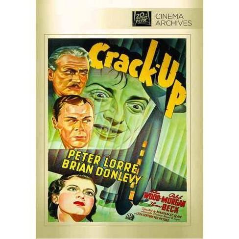 Crack-Up (DVD) - image 1 of 1