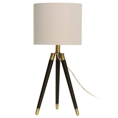 Table Lamp Brown - StyleCraft