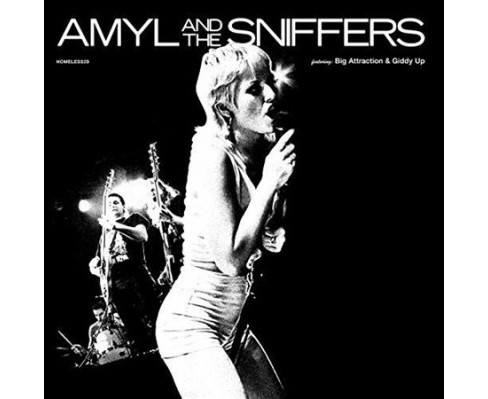 Amyl And The Sniffer - Big Attraction & Giddy Up (Vinyl) - image 1 of 1
