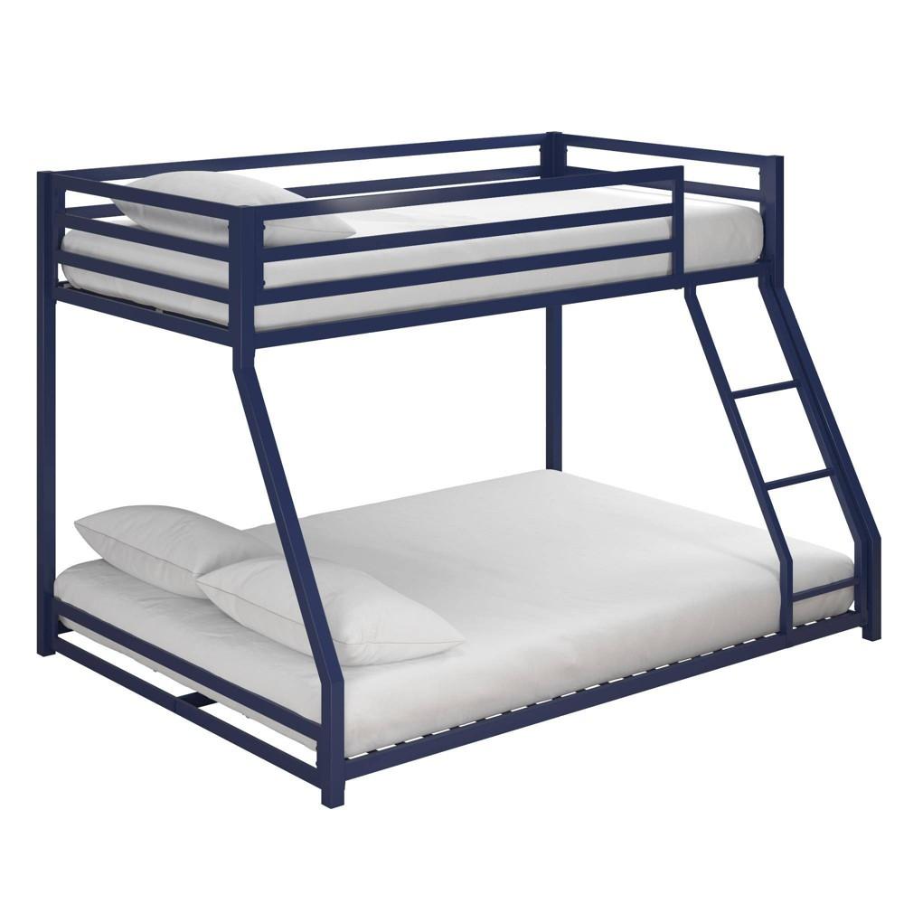 Max Metal Bunk Bed Blue - Room & Joy