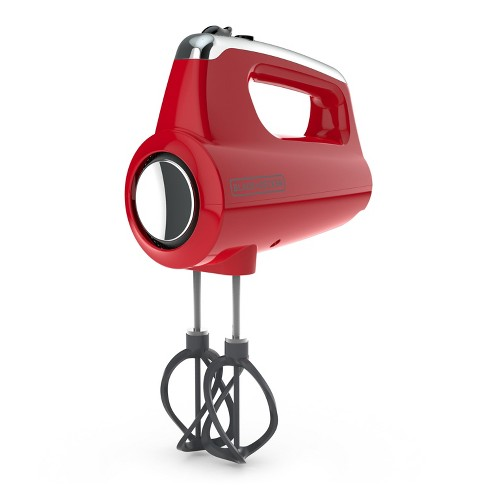 BLACK+DECKER Helix Hand Mixer - Red MX600R - image 1 of 4