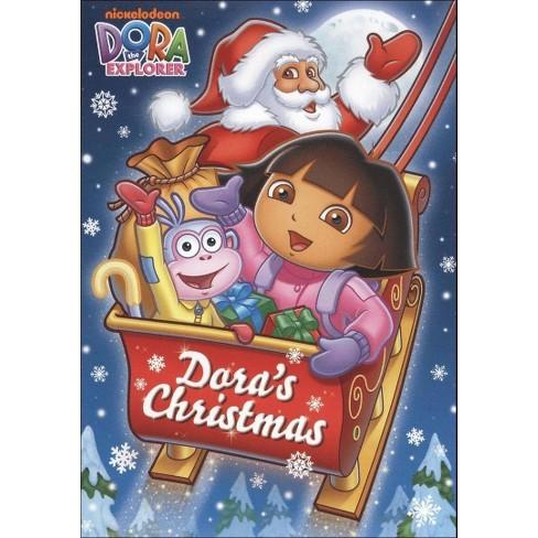 Dora the Explorer: Dora's Christmas (DVD) - image 1 of 1