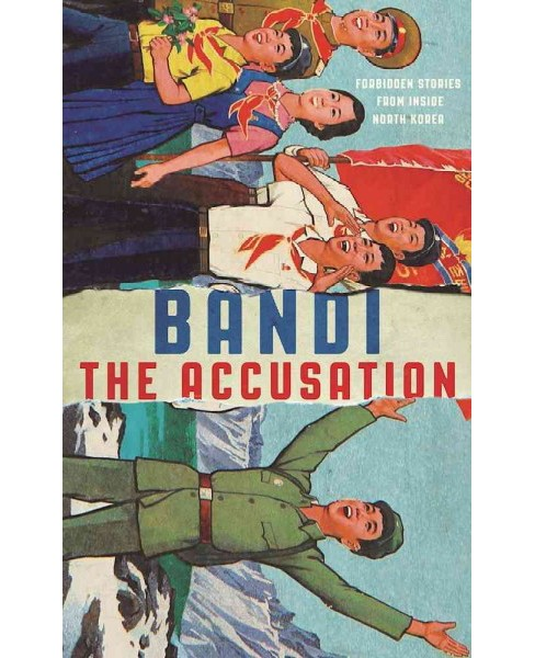 Accusation (Hardcover) (Bandi) - image 1 of 1
