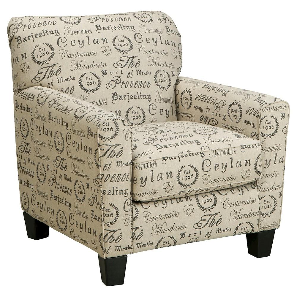 Alenya Accent Chair Quartz - Signature Design by Ashley, Green
