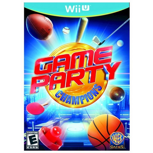Game Party Champions Nintendo Wii U - image 1 of 1