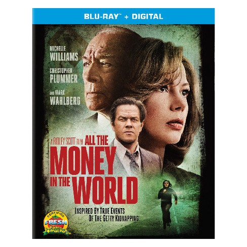 All The Money In The World (Blu-ray) - image 1 of 1