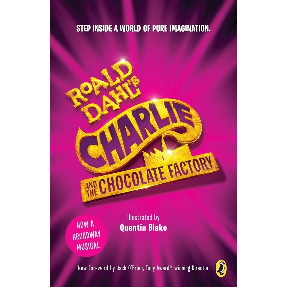 Charlie and the Chocolate Factory (Paperback) (Roald Dahl)