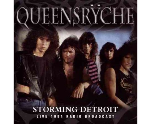 Queensryche - Storming detroit (CD) - image 1 of 1