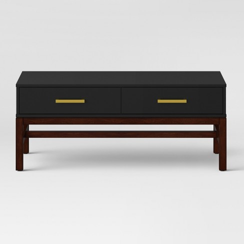 Guthrie Two Tone Coffee Table Matte Black Project 62