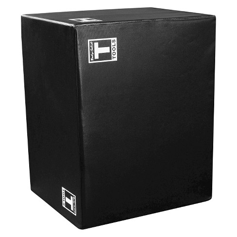 "Body Solid 3 Sided Soft Plyo Box 20"", 24"", 30"" - image 1 of 3"