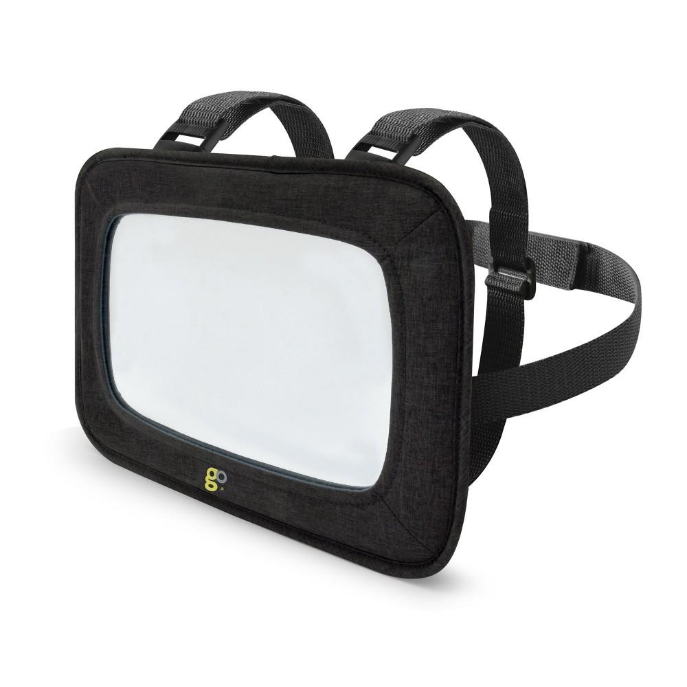 Image of GO by Goldbug Dual Facing Mirror, Black