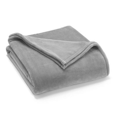 Sheared Faux Mink Bed Blanket - Vellux