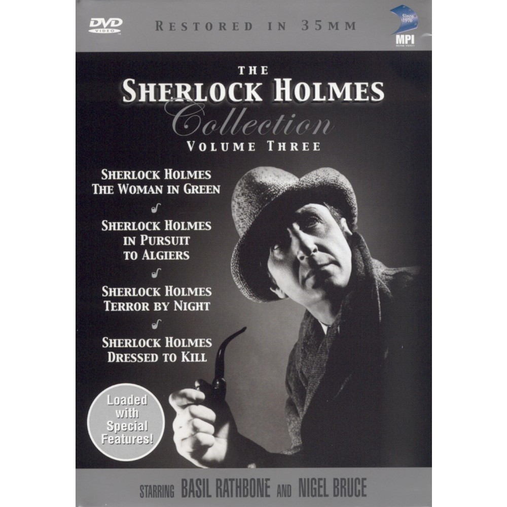 Sherlock Holmes Collection Vol 3 (Dvd)