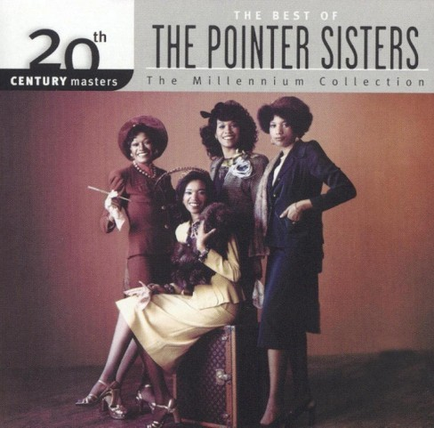 Pointer Sisters - 20th Century Masters:Millennium Colle (CD) - image 1 of 1