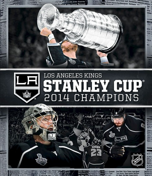 NHL: Stanley Cup 2014 Champions - Los Angeles Kings [Blu-ray] - image 1 of 1