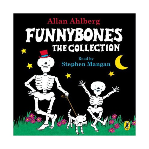 Funny Bones The Collection Unabridged By Janet Ahlberg Allan