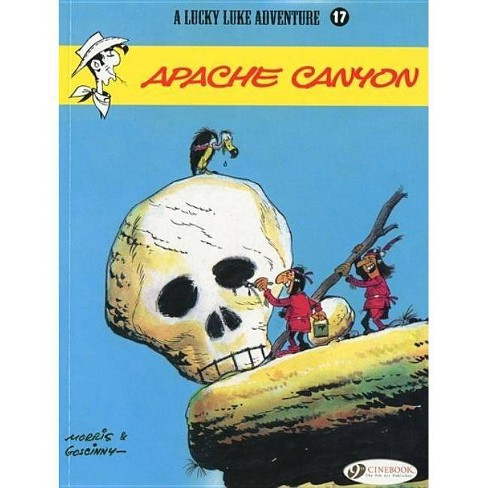 Apache Canyon - (Lucky Luke Adventures) by  Rene Goscinny (Paperback) - image 1 of 1