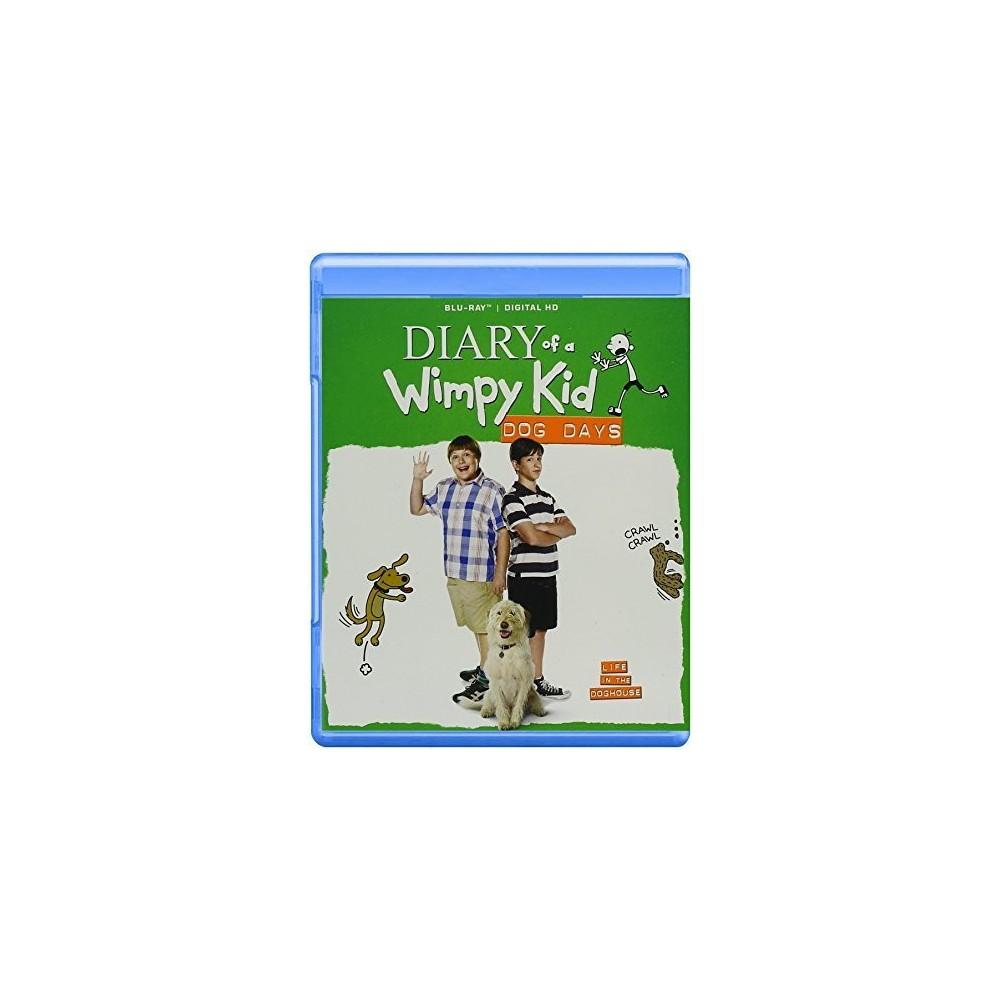 Diary Of A Wimpy Kid:Dog Days (Blu-ray)