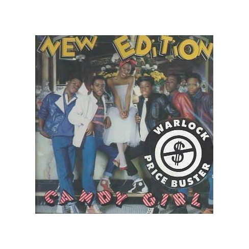New EditionNew Edition - Candy Girlcandy Girl (CD) - image 1 of 1