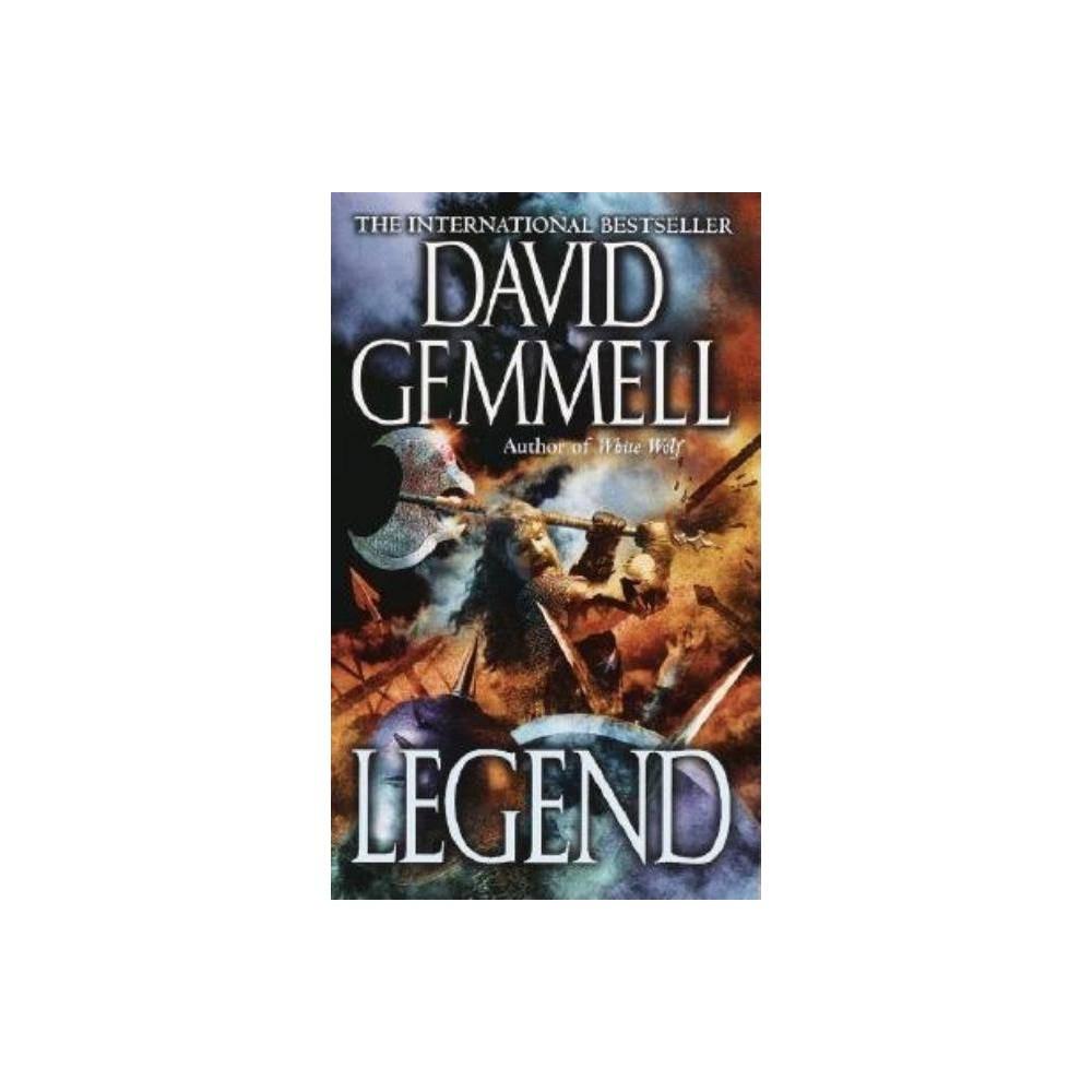 Legend Drenai Sagas By David Gemmell Paperback