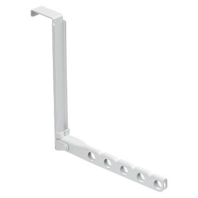 Arrow Over the Door Hanger Holder - White