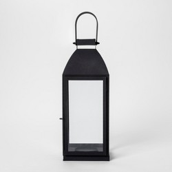 Lantern Candle Holder - Black - Smith & Hawken™