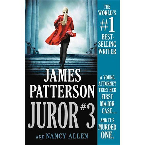 Juror #3 -  Reprint by James Patterson & Nancy Allen (Paperback) - image 1 of 1