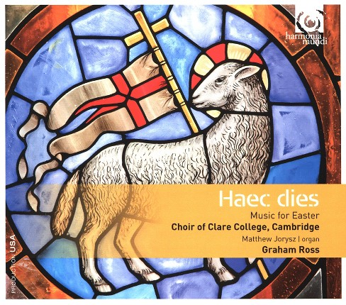 Matthew jorysz - Haec dies:Music for easter (CD) - image 1 of 1