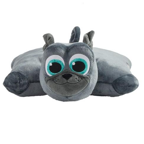 Disney Junior Puppy Dog Pals Bingo 16 Pillow Pet Gray Target