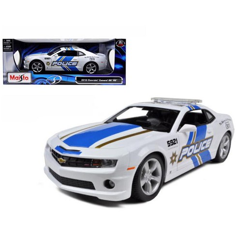 2010 Chevrolet Camaro RS SS Police 1/18 Diecast Model Car by Maisto - image 1 of 1