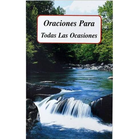 Oraciones Para Todas Las Ocasiones - by  Francis Evans (Paperback) - image 1 of 1