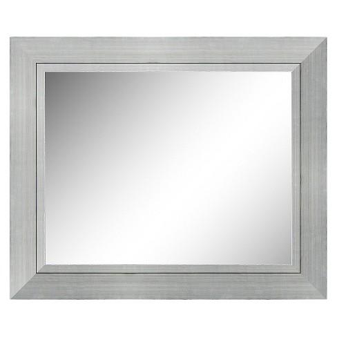 Rectangle Romano Decorative Wall Mirror - Amanti Art - image 1 of 4