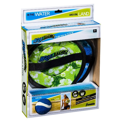 Franklin Sports Aquaticz Throw 'n Stick - image 1 of 7