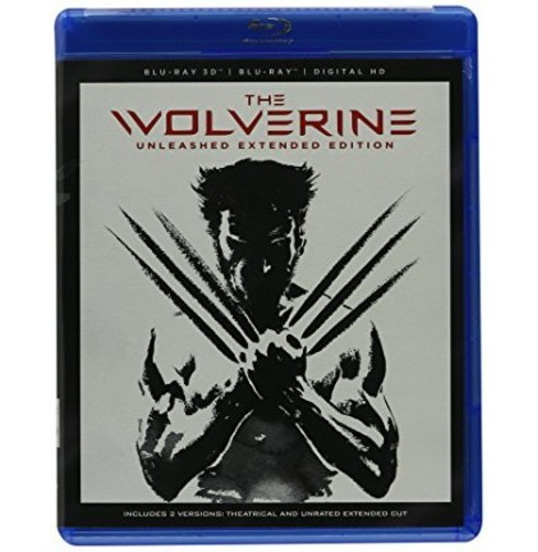 Wolverine 3d (Blu-ray) - image 1 of 1