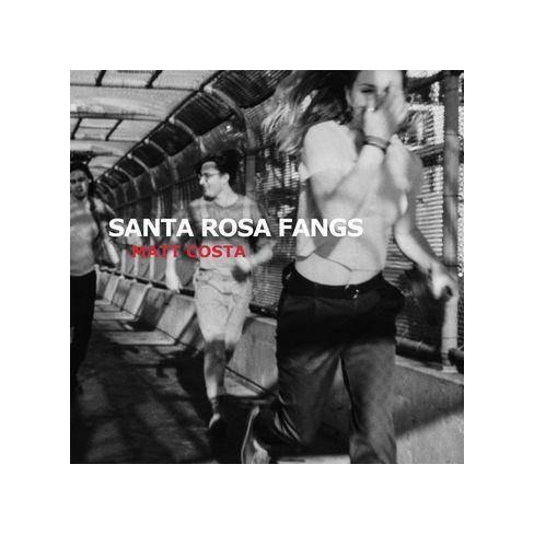 Matt Costa - Santa Rosa Fangs (CD) - image 1 of 1